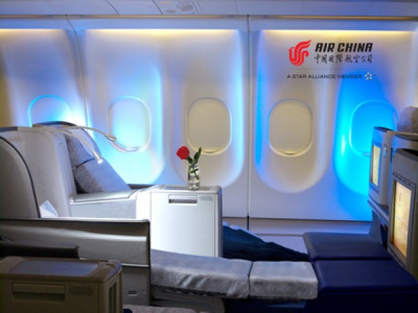 Air China Upgrades Business Class Of Airbus A330 200 With