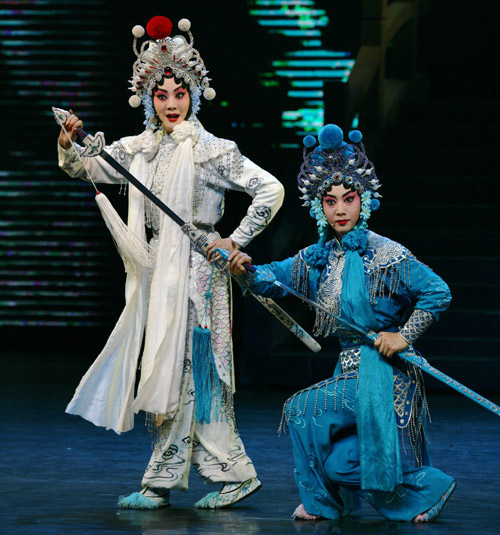 Legend of White Snake - New Peking Opera