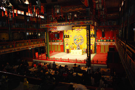 Peking Opera at Huguang Guild Hall