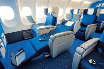 Fly Direct From Xiamen To Europe Get Comfy In Klm 226 S