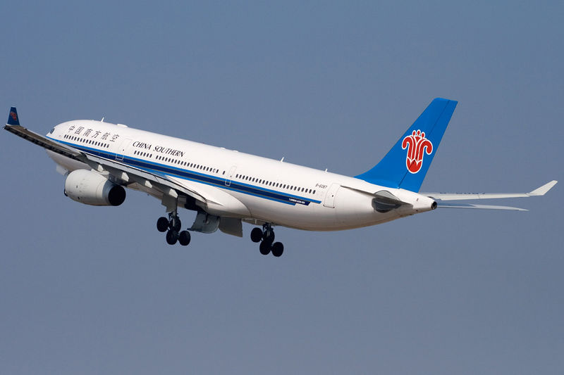 China Southern Airlines Launches Direct Flight From