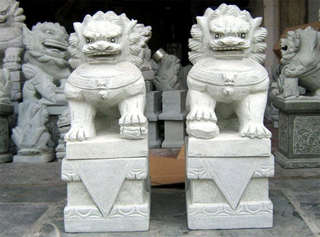 Hui'an - Fujian's stone sculptures centre