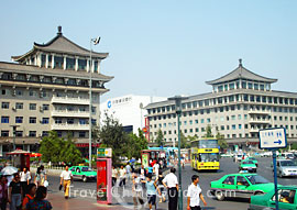 Xian Travel, Xian Tour, Xian Tourist Attractions- Apple Travel