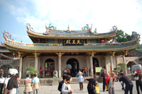 Nanputou Temple Near Xiamen University